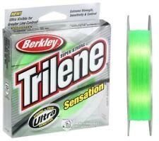 Berkley Trilene Sensation Mono Fishing Line 330yds 17 LB (Solar Green)