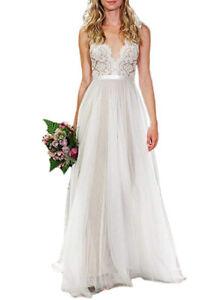 Strand Brautkleid Hochzeitskleid Kleid Braut Babycat collection BC859C ivory 36