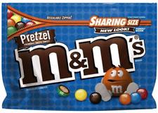 Pretzel M&M's American Candy m&ms USA Candy MAR2021