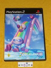 AQUA AQUA WETRIX 2 0  NUOVO NEW Sony PS2  Playstation 2 AQUAAQUA