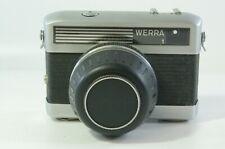 View finder Carl Zeiss Werra 1 with Carl Zeiss Tessar 50mm F2.8 Ref. 311918