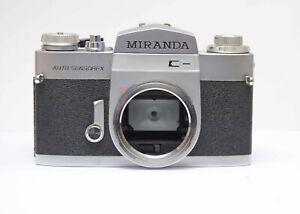 Miranda EE Auto Sensorex SLR nur Body/Gehäuse.  Nr.100