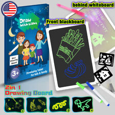 Draw With Light Fun And Developing Toy Drawing Board Xmas Educational Toy Gift
