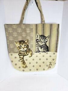 Cat Tote shoulder bag purse