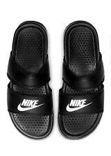 Nike benassi duo slides women Size 10