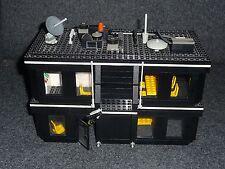 lego MOC - Black Ops Headquarters - Custom