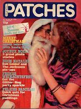Patches Magazine 29 December 1979 No. 43  Bob Geldof  The Jacksons  Leif Garrett