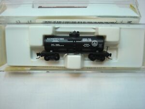 Micro Trains Z Scale Baltimore and Ohio 40ft Tank Car