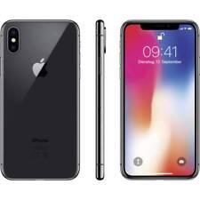 APPLE IPHONE X 64 Go  GRIS SIDERAL SMARTPHONE débloqué 4G ECRAN 5,8 Pouces 64GO