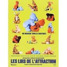 LES LOIS DE L'ATTRACTION - ROGER AVARY - DVD NEUF SOUS BLISTER !!!
