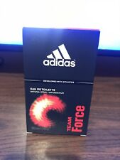 Adidas Team Force Cologne by Adidas, 3.4 oz EDT Spray for men. NEW