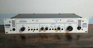 Tl Audio 5050 Ivory Series Monaural Tube Microphone Pre Compressor Complete