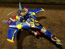 Transformers Beast Machines Ultra Class - Jetstorm (Hasbro, 2000)(GS)