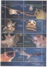 ARGENTINA. (2012) GJ. HB240.Fauna: Bats. Mini-sheet.  MNH Excellent condition.