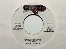 "Bounty Killer ""Gangster Love"" and Wrong Move ""Istanbul Rhythm"" 2005 Purple"