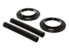 Energy Suspension Coil Spring Isolator Set Black for Chevrolet, GMC # 9.6102G