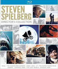 Steven Spielberg: Director's Collection (Blu-ray - Boxset)