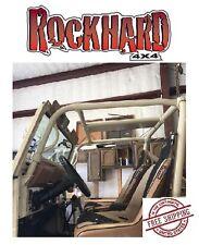Rock Hard 4X4 Bolt In Ultimate Sport Cage 79-86 Jeep CJ7 RH-1003 Bare