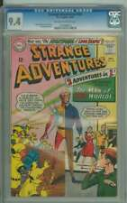 STRANGE ADVENTURES #181 CGC 9.4 OW/WH PAGES
