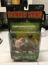 Blister Neuf Nintendo 64 Donkey Kong Smashin Cranky Kong Toy Site Rareware 1999