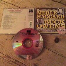 Stars Over Bakersfield : Merle Haggard & Buck Owens (2001) CD