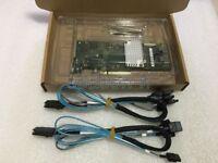 Fujitsu D2616 LSI 2108  6gb 512M cache Controller Raid +2pcs 8087 TO 7PIN*4 50cm