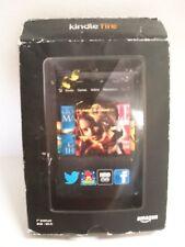 "Amazon Kindle Fire, 7"" Display, 8 GB, Wi-Fi, (2nd Generation),  UPC 848719003765"