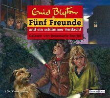 Enid Blyton: Fünf Freunde und ein schlimmer Verdacht (2 CD`s - Neu)