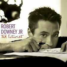 1 CENT CD The Futurist [Slipcase] by Robert Downey, Jr.