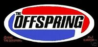 OFFSPRING logo WOVEN SEW ON PATCH official merchandise - no longer made