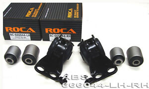 ROCAR Front Lower Control Arm Bushing Left Right Fits Honda Civic 92-95