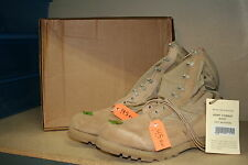 U.S. Army Hot Weather Combat Boots in 'Desert Tan'  Mens 14 1/2 XW  New  (A69)