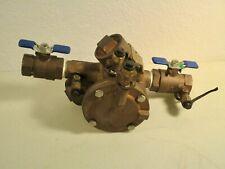 """Febco 825Y 1"""" Reduced Pressure Zone Backflow Preventer"""