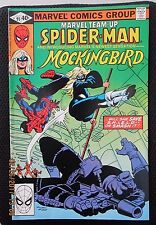 1980 MARVEL TEAM-UP SPIDER-MAN #95 MOCKINGBIRD 1ST APPEARANCE VF/NM 9.0