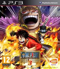 One Piece Pirate Warriors 3 (Playstation 3) NEW & Sealed - Despatched from UK