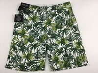 Ralph Lauren golf shorts RLX pattern palm tree Polo new Green white 30 34 40