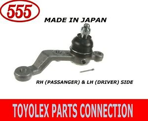NEW LEXUS GS300 GS400 GS430 SC430 LOWER BALL JOINT SET ASSY by  555
