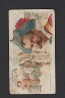 1888 Allen & Ginter N19 Pirates of the Spanish Main #21 BART ROBERTS