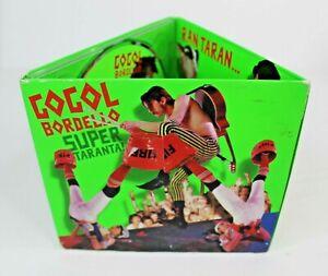 Gogol Bordello : Super Taranta! Music CD 2007 Complete With Lyric Sheet