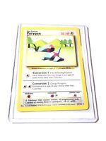 PORYGON - Base Set - 39/102 - Uncommon - Pokemon Card - Unlimited Edition - NM
