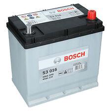 Bosch 12V 45Ah 300A EN S3 016 Autobatterie Starterbatterie PKW Batterie NEU