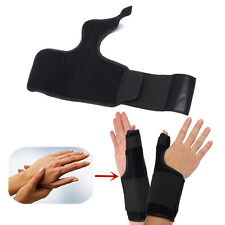 Medical Thumb Spica Splint Brace Wrist Support Stabiliser for Sprain Arthritis