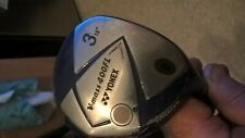 Yonex V-Mass 400FL 18 Degree Titanium 3 Wood Ladies Graphite Shaft GC