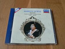 Marilyn Horne - Rossini - L'Assedio di Corinto, Otello... - CD Decca W.Germany