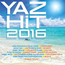 YAZ HIT 2016 - 1 CD MIX  - CD NEU ALBEN 2016