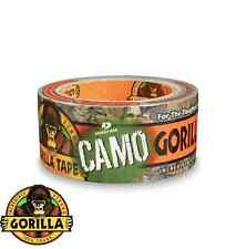 8m Gorilla Camo Tape, Strong matte Camouflage Tape for hunting, fishing, camping