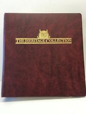Mystic Stamp Company - The Heritage Collection Album, 1935-1991