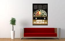 "1984 ALFA ROMEO GTV GTV-6 AD AD PRINT WALL POSTER PICTURE 33.1""x23.4"""