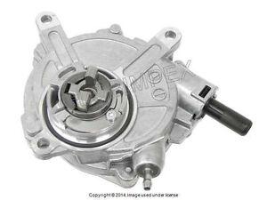 Mercedes r171 w203 w204 w209 (2006-2012) Vacuum Pump PIERBURG OEM + WARRANTY