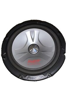 "ULTRA RARE HIGH END PIONEER TS-W304C Car Subwoofer 12"" 4ohm 600 Watts OLD SCHOOL"